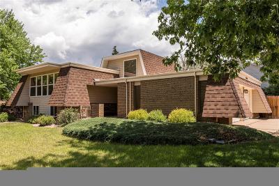 Aurora Single Family Home Active: 10801 East Iliff Place