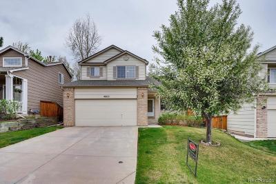 Eastridge Single Family Home Under Contract: 4863 East Tarcoola Lane