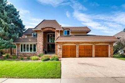 Single Family Home Under Contract: 5121 South Ironton Way