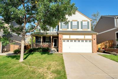 Highlands Ranch Single Family Home Under Contract: 9464 South Hackberry Lane