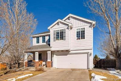 Centennial Single Family Home Under Contract: 21315 East Belleview Place
