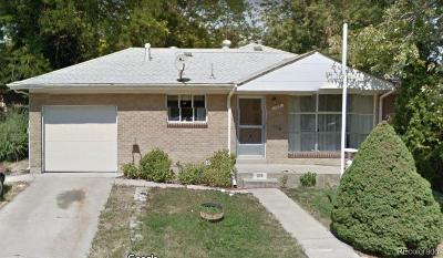 Northglenn Single Family Home Active: 109 East 109th Avenue