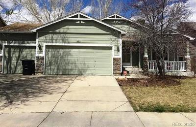 Fountain Single Family Home Under Contract: 893 Candlestar Loop