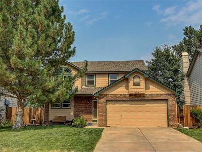 Castle Rock Single Family Home Under Contract: 5414 East Prescott Avenue