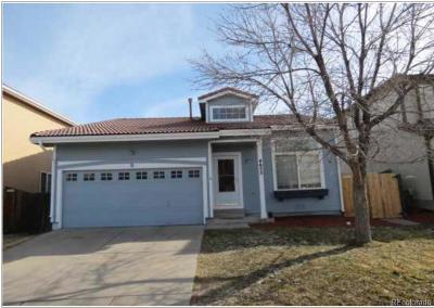 Denver Single Family Home Active: 4652 Genoa Street