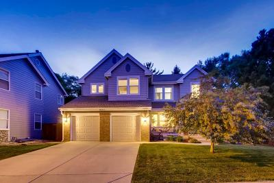 Parker Single Family Home Under Contract: 10315 Tracery Court