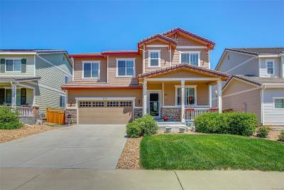 Meadows, The Meadows Single Family Home Under Contract: 2715 Deerfoot Way