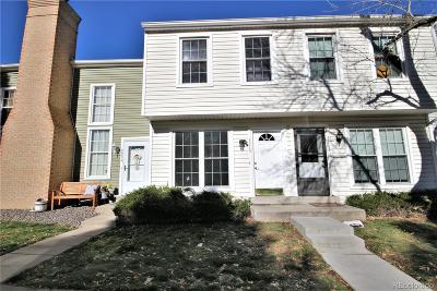 Lakewood Condo/Townhouse Active: 3213 South Estes Street