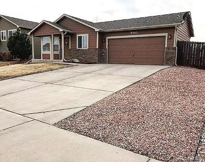 Greeley Single Family Home Under Contract: 2903 Apricot Avenue