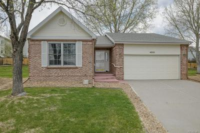 Highlands Ranch Single Family Home Active: 4813 Greenwich Place