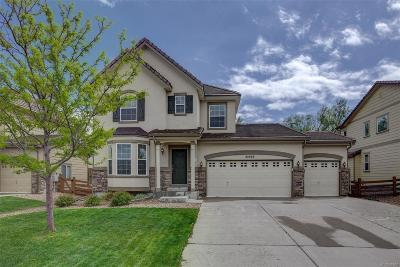 Centennial Single Family Home Active: 21066 East Bellewood Drive