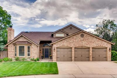 Castle Pines Single Family Home Under Contract: 7401 Pembroke Court
