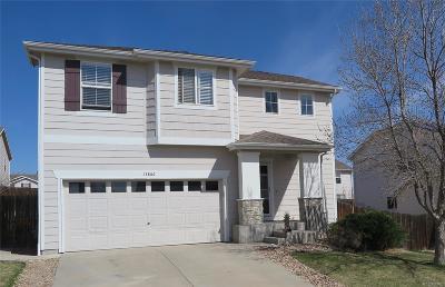 Thornton Single Family Home Active: 13866 Jasmine Street