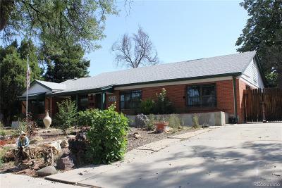 Aurora, Denver Single Family Home Active: 948 Quentin Street