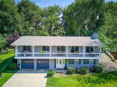 Lakewood CO Single Family Home Active: $625,000