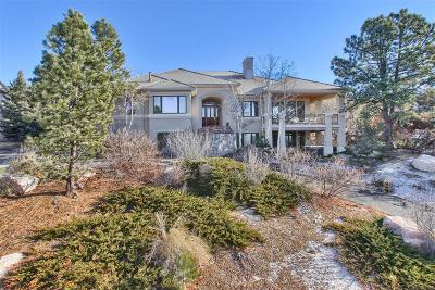 Castle Pines Village Single Family Home Under Contract: 938 Aztec Drive