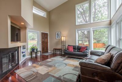 Denver Single Family Home Under Contract: 5555 East Iliff Avenue