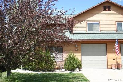 Routt County Condo/Townhouse Active: 27402 Brandon Circle