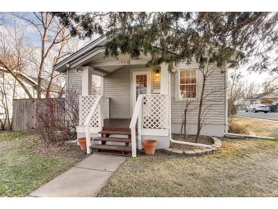 Arvada Single Family Home Active: 6904 Ralston Road