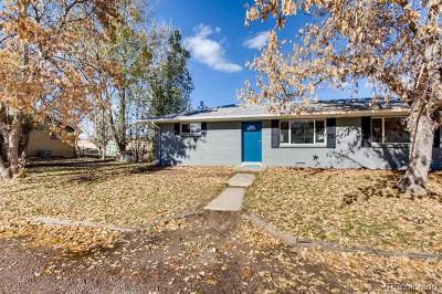 Wheat Ridge Condo/Townhouse Under Contract: 10715 West 48th Avenue