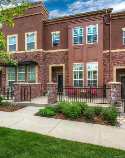 Highlands Ranch Condo/Townhouse Under Contract: 674 Bristle Pine Circle #C