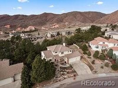 El Paso County Single Family Home Active: 2770 Rossmere Street