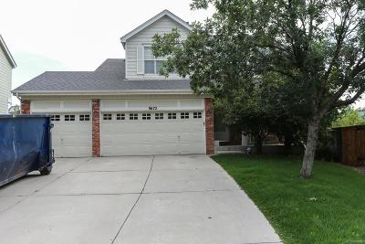 Highlands Ranch Single Family Home Active: 9672 Silverberry Circle