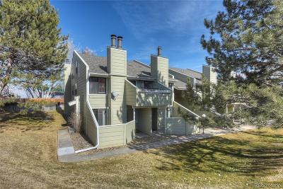 Niwot Condo/Townhouse Active: 7911 Countryside Drive #130