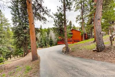 Conifer Single Family Home Active: 12138 Circle Drive