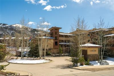 Steamboat Springs CO Condo/Townhouse Under Contract: $445,000