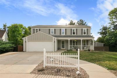 Morrison Single Family Home Under Contract: 4419 South Taft Court