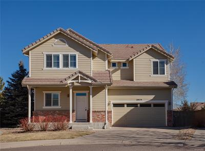 Highlands Ranch Single Family Home Under Contract: 10579 Wynspire Way
