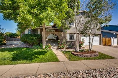 Arvada Single Family Home Under Contract: 8375 Quay Drive