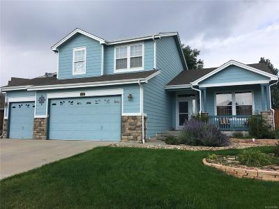 Longmont Single Family Home Under Contract: 720 Glenarbor Circle