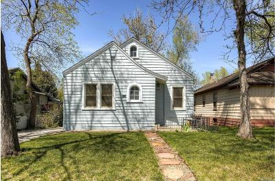 Englewood Single Family Home Active: 611 East Cornell Avenue