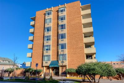 Boulder Condo/Townhouse Under Contract: 850 20th Street #404