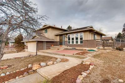 Boulder Single Family Home Under Contract: 506 Aztec Drive