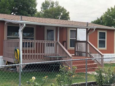 Greeley Single Family Home Active: 2280 1st Avenue #79