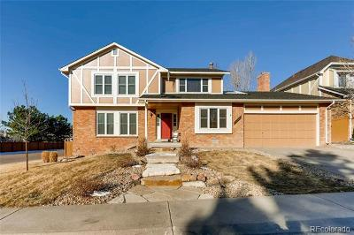 Centennial Single Family Home Active: 5595 South Olathe Lane