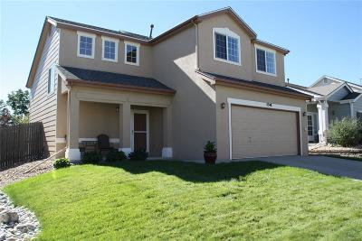 Castle Rock CO Single Family Home Active: $345,000