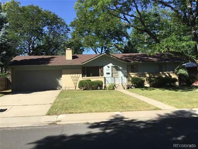 Golden Single Family Home Active: 2237 Zinnia Street