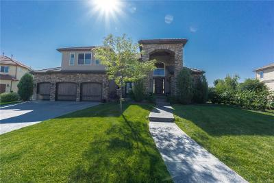Arvada Single Family Home Under Contract: 6680 Violet Way