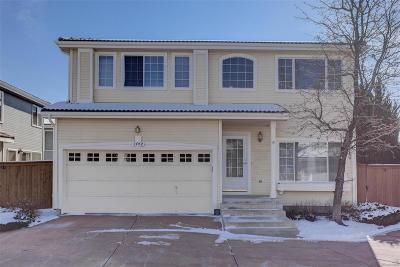 Highlands Ranch Single Family Home Under Contract: 1444 Braewood Avenue