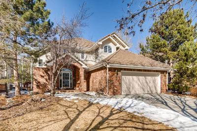 Denver Single Family Home Under Contract: 6500 West Mansfield Avenue #31