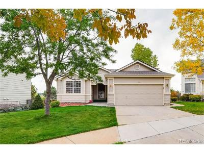 Denver Single Family Home Active: 3560 West Hamilton Place