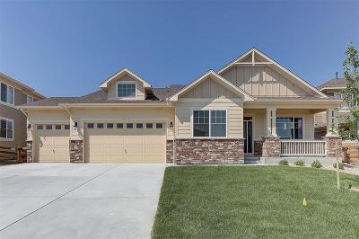 Aurora Single Family Home Active: 4847 South Tibet Street