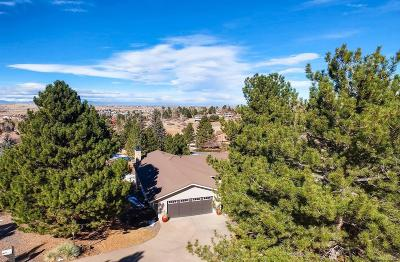 Parker Single Family Home Under Contract: 7533 Windford