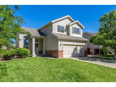 Aurora Single Family Home Active: 22337 East Oxford Drive