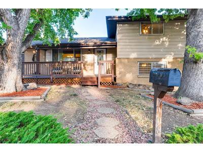 Arvada Single Family Home Active: 7108 Otis Court