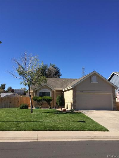 Aurora CO Single Family Home Active: $359,999